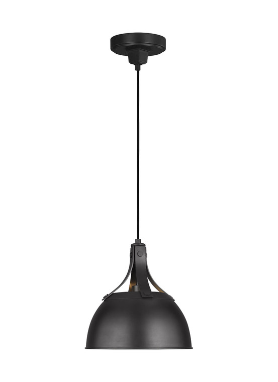 TOB by Thomas O'Brien Logan 1 - Light Pendant in Aged Iron