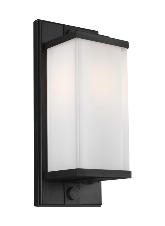 TOB by Thomas O'Brien Logan 1 - Light Wall Sconce in Aged Iron