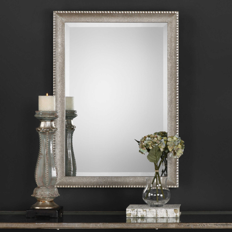 Lily Lifestyle Mirror Textured Surface W00413