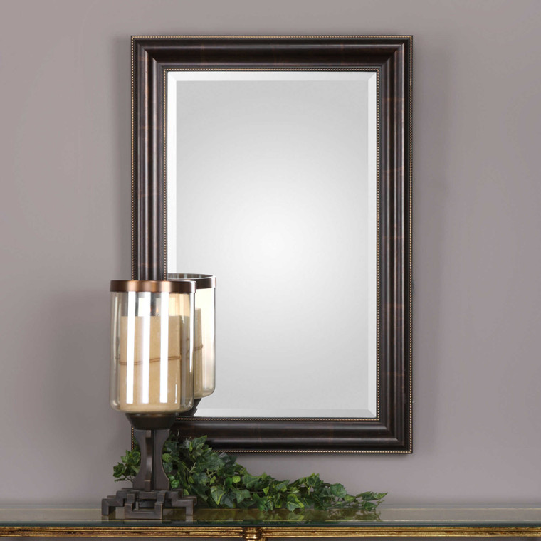 Lily Lifestyle Mirror Dark Bronze W00417