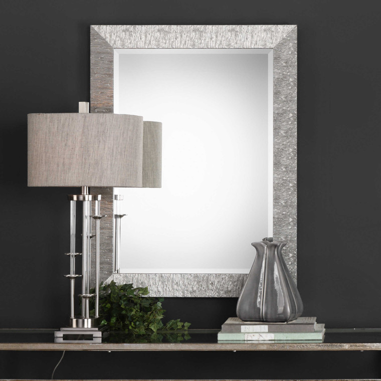 Lily Lifestyle Mirror Textured Surface W00421