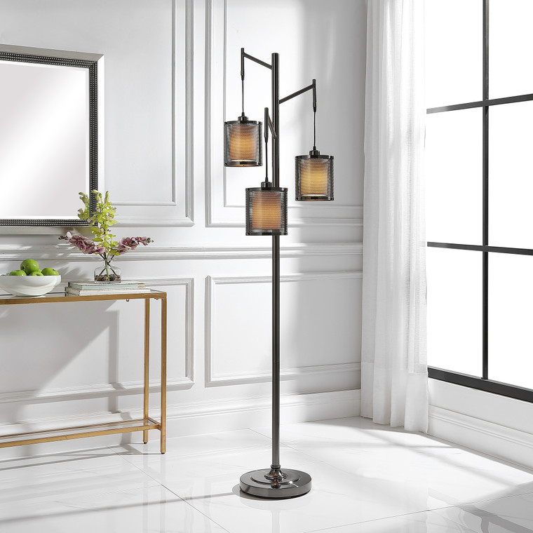 Lily Lifestyle Floor Lamp LL-W26076-1