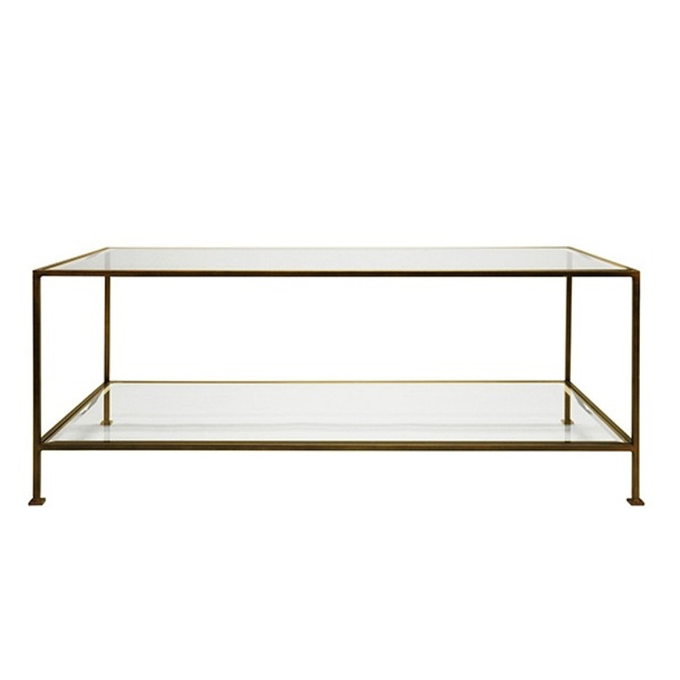 Worlds Away Taylor Table in Bronze TAYLOR BRZ