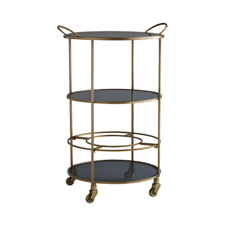 Arteriors Home Crestwood Bar Cart 4761