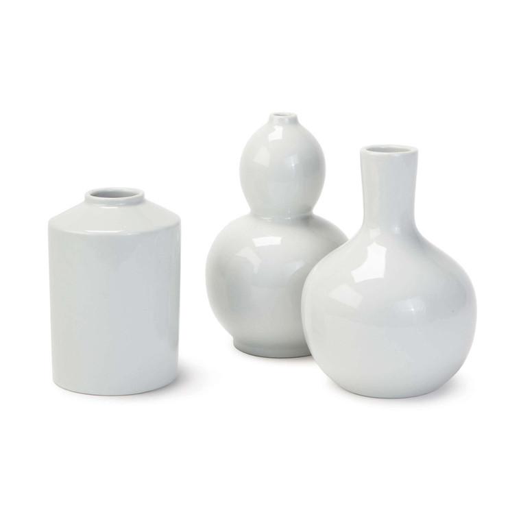 Regina Andrew Blossom Ceramic Vases (Set of 3) 20-1314