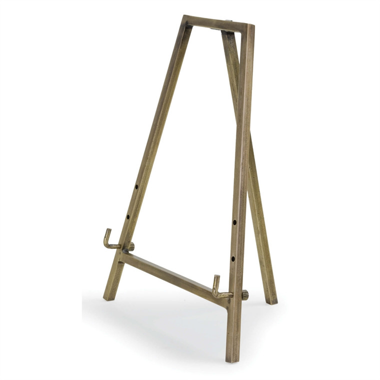 Regina Andrew Table Top Easel in Antique Brass 23-1001AB