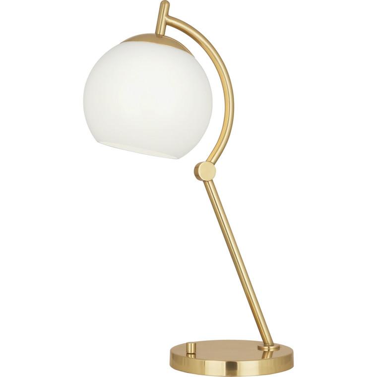 Robert Abbey Nova Table Lamp in Modern Brass Finish 232