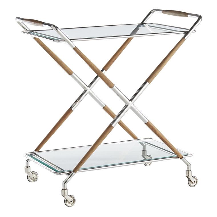 Arteriors Home Jevan Bar Cart 4539