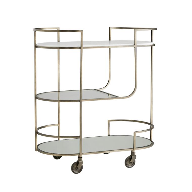 Arteriors Home Trainor Bar Cart 6858