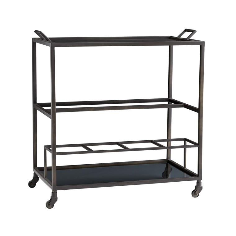 Arteriors Home Jak Bar Cart 6859