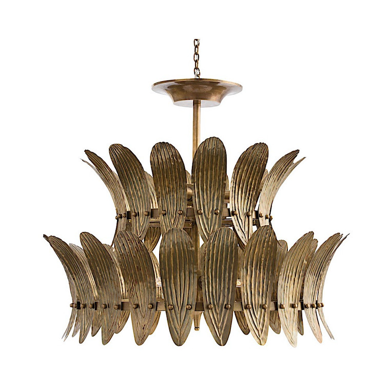 Arteriors Home Analise Two Tier Chandelier 84310