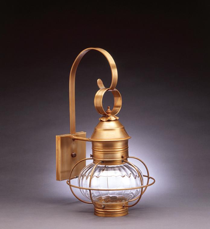 Northeast Lantern Onion Wall 2531