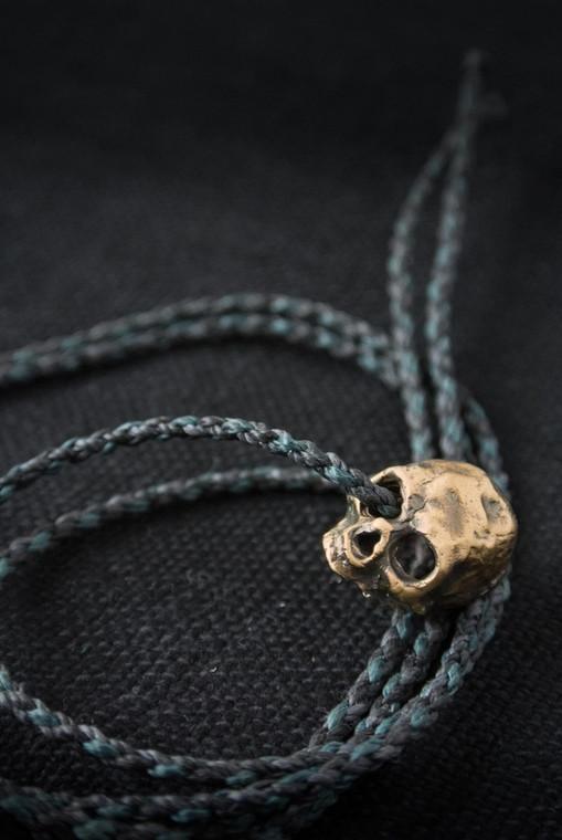 Regina Andrew Mikey Necklace Skull in Bronze 67-02-0068BZ
