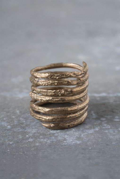 Regina Andrew Duran Ring (Bronze) Multiple Sizes 67-07-0165