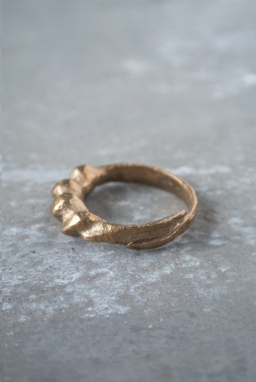 Regina Andrew Archie Ring in Bronze Multiple Sizes 67-07-0149