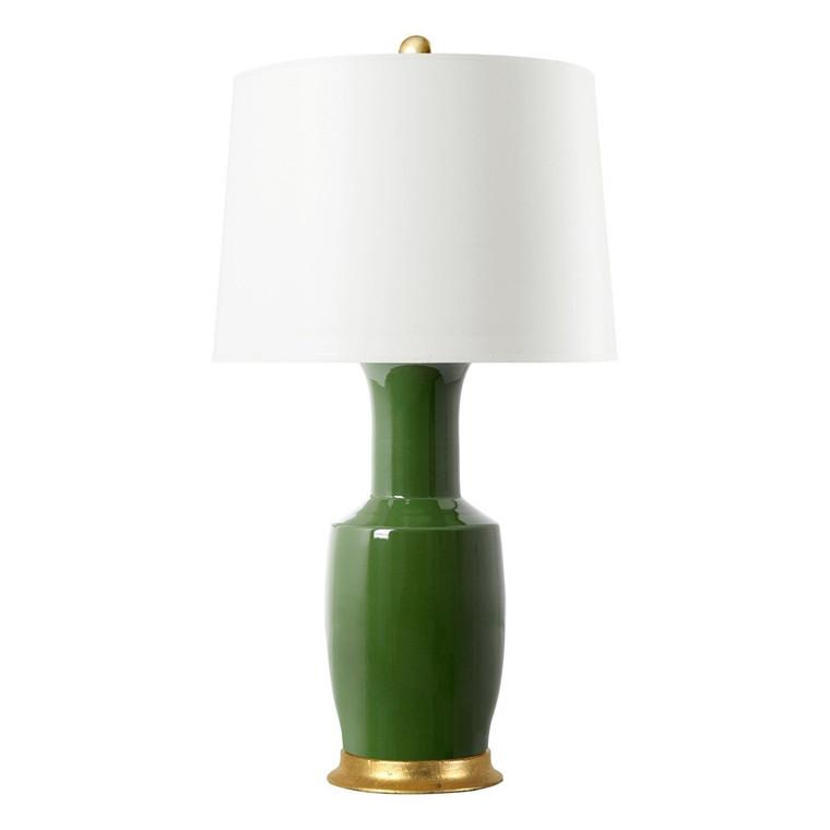 Bungalow 5 Alia Lamp in Dark Green ALI-800-207