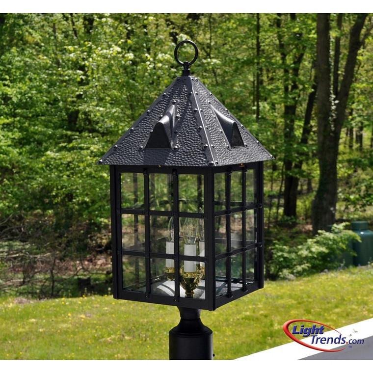 Hanover Lantern B8130 Large Abington Post Mount