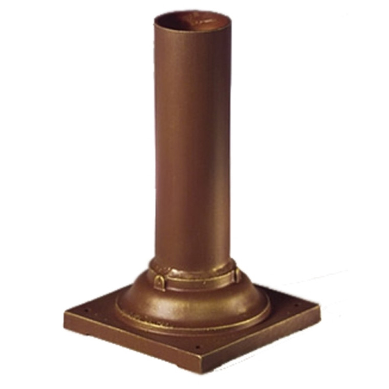Hanover Lantern SP412 Pier Mount for Outdoor Post and Lantern