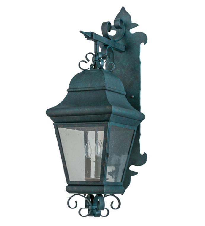 "Meyda Lighting 11""W Vincente Wall Sconce 178920"