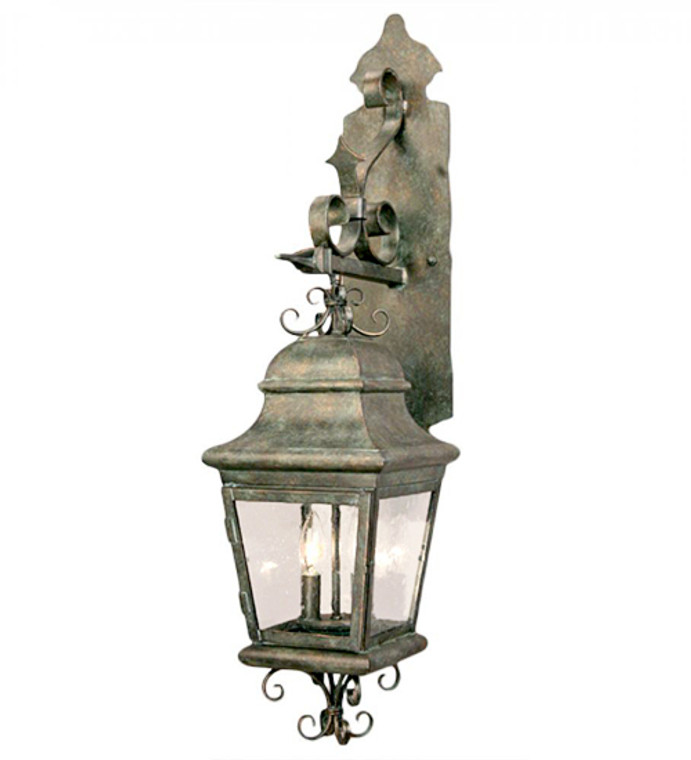 "Meyda Lighting 9"" Wide Vincente Wall Sconce 187749"