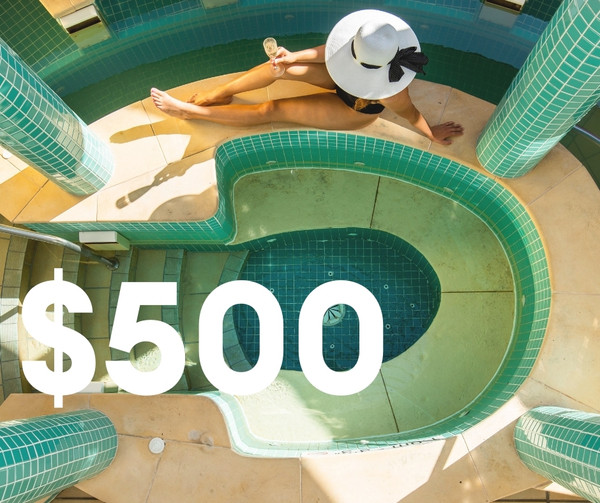 $500 Spa Credit
