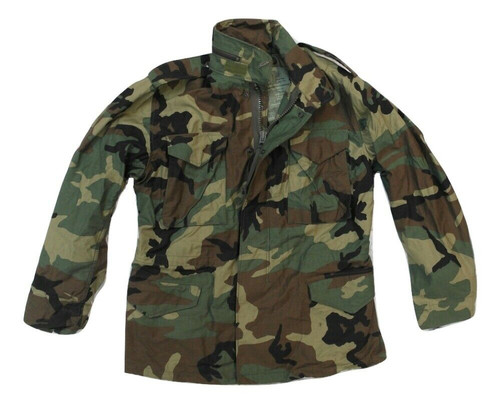 U.S. Government Issue M-65 Field Jackets