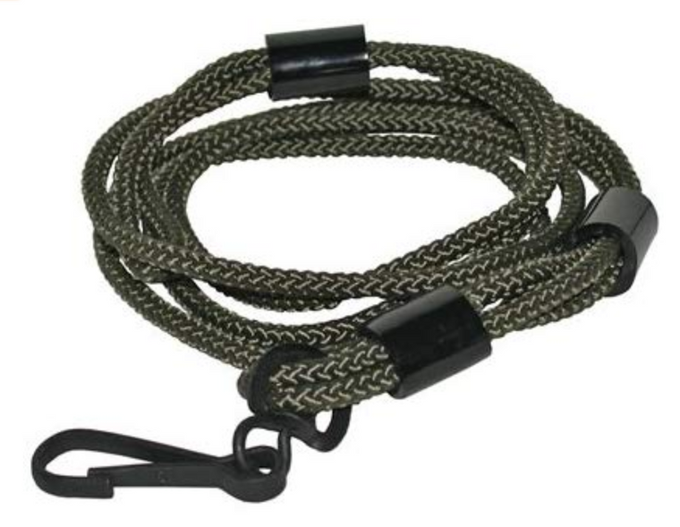 Government Issued U.S. Military Pistol Lanyard