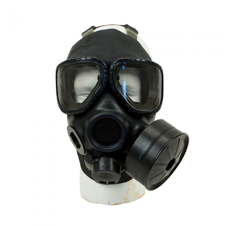 3M Military Grade M40 Gas Mask and Filter