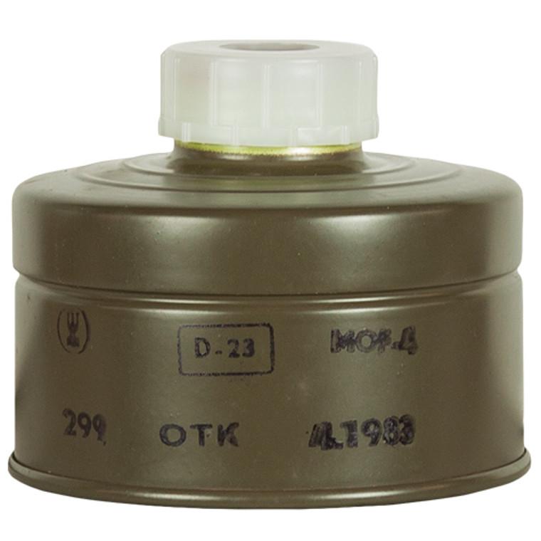 Nato Gas Mask Filter (Fits 40mm Masks)