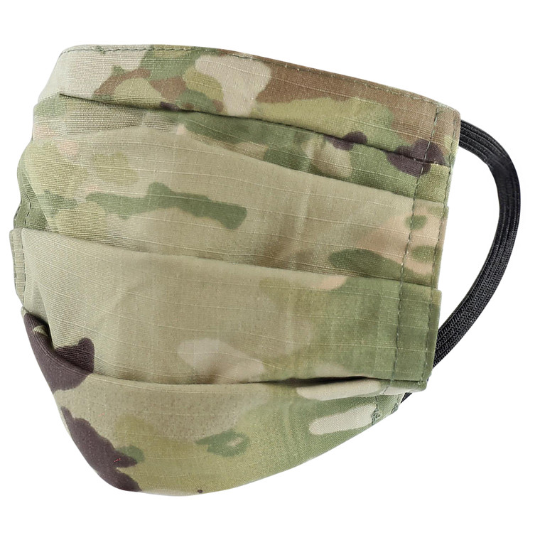 Surgical Style Military Rip-Stop Cloth Face Masks