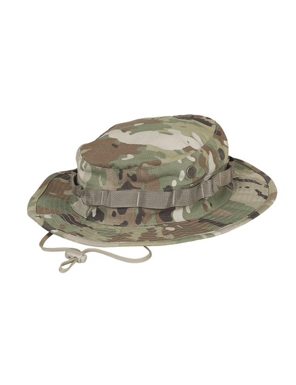 Army and Air Force Scorpion OCP Boonie Hat / Can be worn with Multi-Cam Uniform as well