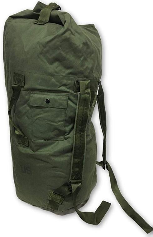 U.S. Issued Top Load Duffle Bag