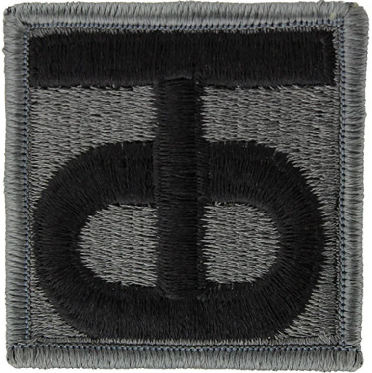 90th Sustainment Brigade ACU Patch