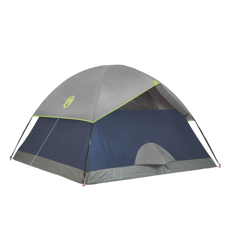 Coleman 4-Person Sundome® Dome Camping Tent, Navy