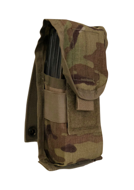 M4 Double Mag Pouch - OCP (USED)