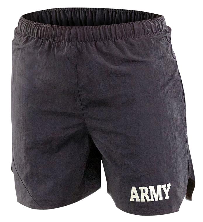 US Military Army IPFU PT Shorts