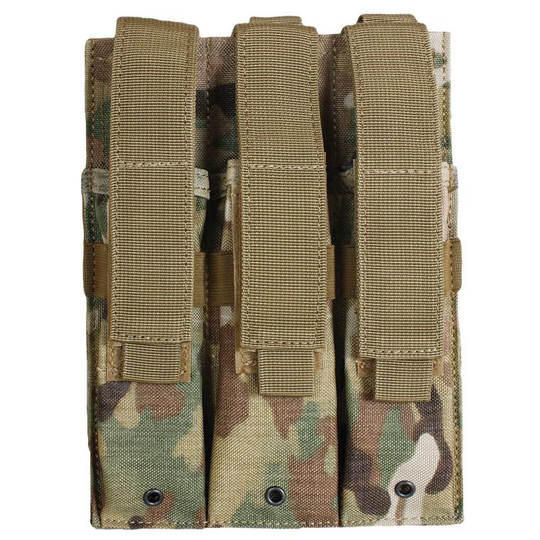 TRIPLE MP5 MAG POUCH