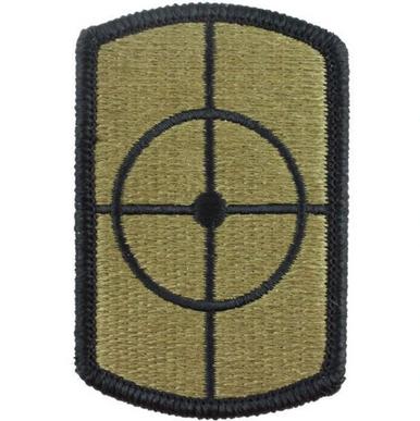 US Army 420th Engineer Brigade ACU uniform patch