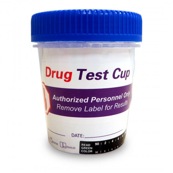 Healgen CLIA Waived Drug Test Cup