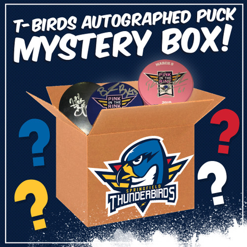 Mystery Box 2 - Autographed Puck