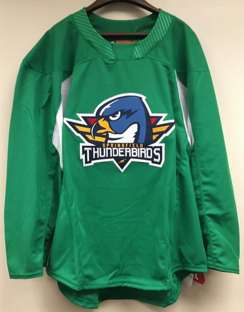 T-Birds Authentic Practice Jersey - Green (NEW)