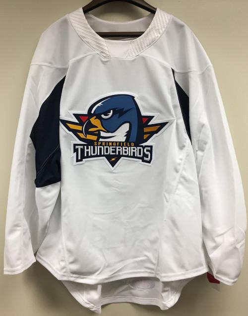 T-Birds Authentic Practice Jersey - White (NEW)