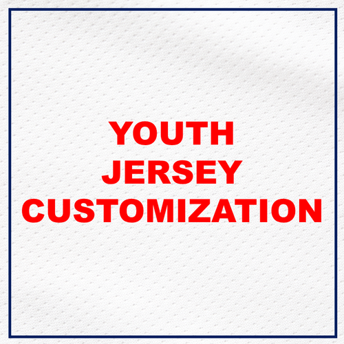 YOUTH Jersey Customization