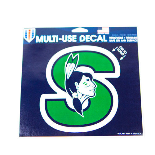 Decal - Indians - Multiuse