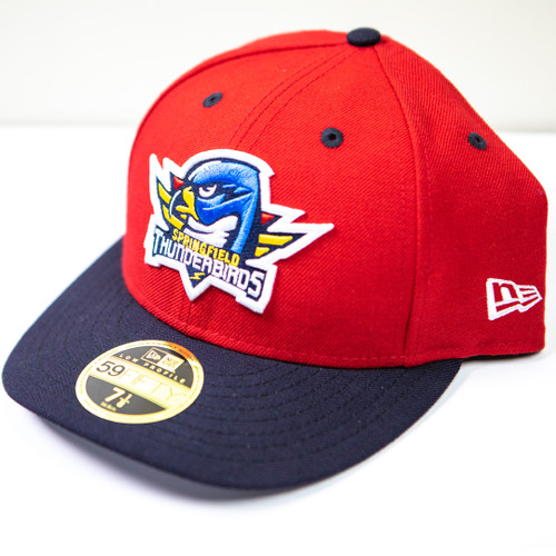59Fifty Low Profile Red/Navy