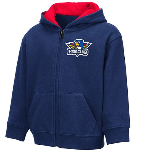 Toddler Boys Schnapsie Full Zip - Navy