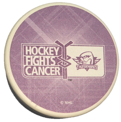 Puck - Hockey Fights Cancer