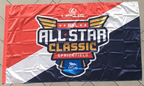 2019 All-Star Classic 5' x 8' Flag