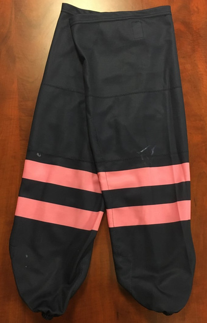 Pink in the Rink Night 2019-20 Game Socks (Game Used)