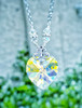 Crystal Heart Necklace Pendant Jewelry for Women